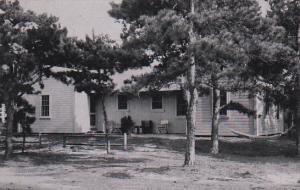 Massachusetts Cape Cod West Harwick Cape's Cottages Earle Road Dexter Press