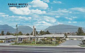 Eagle Motel , VANCOUVER , B.C. , Canada , 50-60s #1