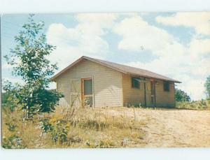 Unused Pre-1980 CAMP LUCERNE - CHURCH CAMP Neshkoro - Near Oshkosh WI c3523
