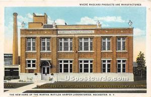 Martha Matilda Harper Laboratories Rochester NY Unused