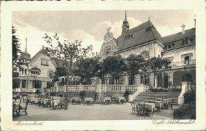 Czech Republic Marienbad Cafe 03.05