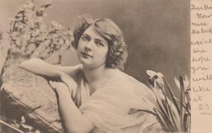 Fair Women Series , TUCK 626 , 1902 #4