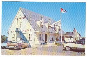 L'ISLET , Quebec , Canada , 50-60s ; Auberge Chemin du Roy
