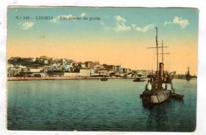 Un trecho de porto, Lisboa, Portugal, 00-10s