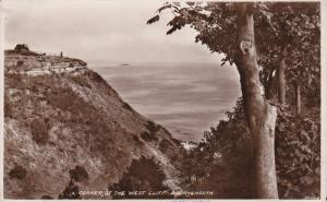 RP, A Corner Of The West Cliff, BOURNEMOUTH (Dorset), England, UK, 1920-1940s