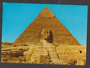 The Sphinx and the Pyramid of Khafre, Giza - Unused 1960s