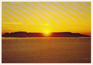 Canada Sleeping Giant At Sunrise The Legnd Of Nanabijou Thunder Bay Ontario