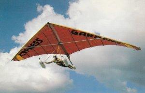 Hang gliding , CYPRESS GARDENS , Florida , 50-60s