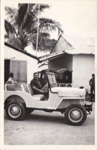 Vietnam Local Native Driving Jeep