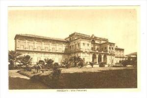 Villa Falconieri, Frascati (Rome), Italy, 1900-1910s
