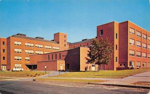 Storrs CT~University of Connecticut Campus~Physical Sciences Building~1960s PC