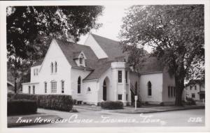 INDIANOLA, Iowa, 1932; First Methodist Church