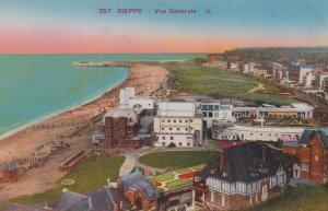 DIEPPE , France ,1900-1910s , Vue Generale