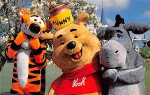 Your Pooh-fectly welcome! Disneyland, CA, USA Disney Unused