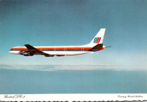 United Airlines Super DC-8-61 Friend Ship