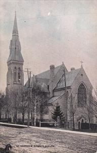 GUELPH , Ontario , Canada , 00-10s , St George's Church