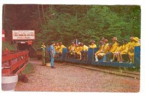America's Favorite Mine Attraction, Iron Mountain Iron Mine, Michigan, 40-60s