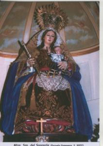 Postal 009900: Virgen Ntra Sra del Sagrario, iglesia conversion San Pablo en ...