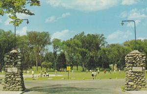 East End , Soper Park , GALT , Ontario , Canada , 50-60s