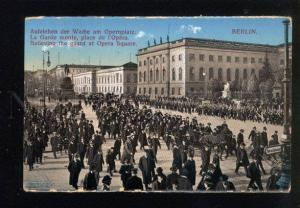 045372 GERMANY BERLIN OPERA Square Vintage PC