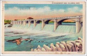 O'Shaughnessy Dam, Columbus OH