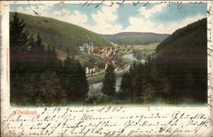 Altenbrak Germany c1900 Postcard - Used