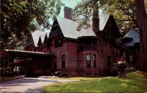 Connecticut Hartford Mark Twain House