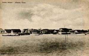 CT - Clinton. Cedar Island