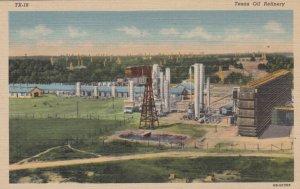TEXAS Oil Refinery, 1930-40s