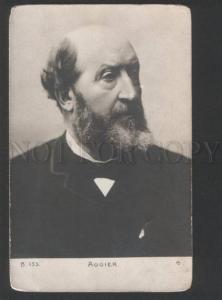 119577 Emile AUGIER French dramatist WRITER Vintage PHOTO PC