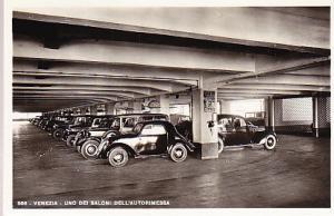Italy Venice - Automobile Parking Ramp Interior RP