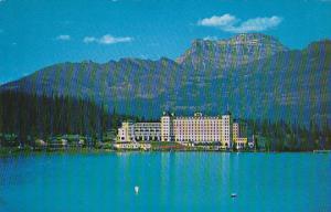 C.P.R. Chateau, LAKE LOUISE, Alberta, Canada, 40-60´s