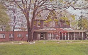 Exteriror,  Baptist Home of South Jersey,  Riverton,   New Jersey,  PU_1963