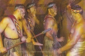 Maori Haka - New Zealand , 50-70s