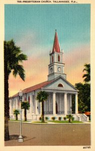 Florida Tallahassee Presbyterian Church