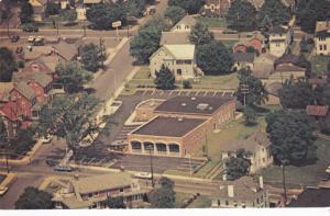 PERKASIE , Pennsylvania , 1950-60s ; Firehouse
