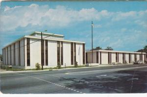 Federal Building , FAYETTEVILLE , 50-60s