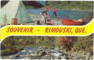Souvenir - Rimouski, Quebec, QC, Canada, Chrome
