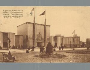 Belgium Exposition Internationale Anvers 01.66