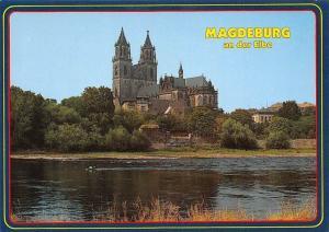 Magdeburg an der Elbe, Dom St. Mauritius und Katharina Cathedral