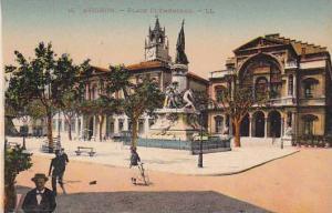 AVIGNON, Place Clemenceau, Vaucluse, France, 00-10s