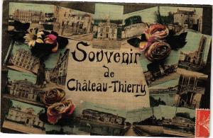 CPA Souvenir de CHATEAU-THIERRY (157485)