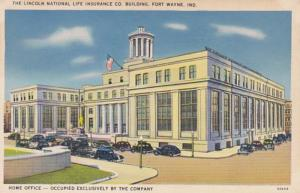 Indiana Fort Wayne Lincoln National Life Insurance Company Building