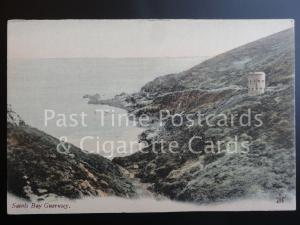 Old PC Guernsey: Saints Bay - Pub J. Welch & Sons (c - 455)