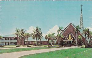 First Methodist Church, Pompano Beach, Florida, United States, 40´s-60´s