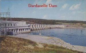 Arkansas Dardenville Dam And Lock