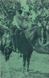 Cowboy Actor TOM MIX, 30s-40s; # 20