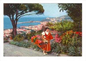 FUNCHAL (Madeira) , Portugal, 50-60s   Western View