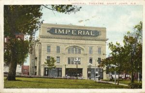 canada, SAINT JOHN, N.B., Imperial Theatre (1920s)