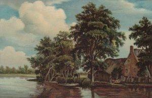 AMSTERDAM, 1900-10s; Lakeside House
